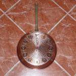Часы «Сковородка»