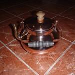 Мідний чайник