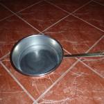 Мідна сковорода