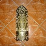 Светильник в османском стиле